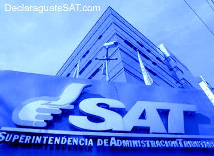 Edificio de la SAT